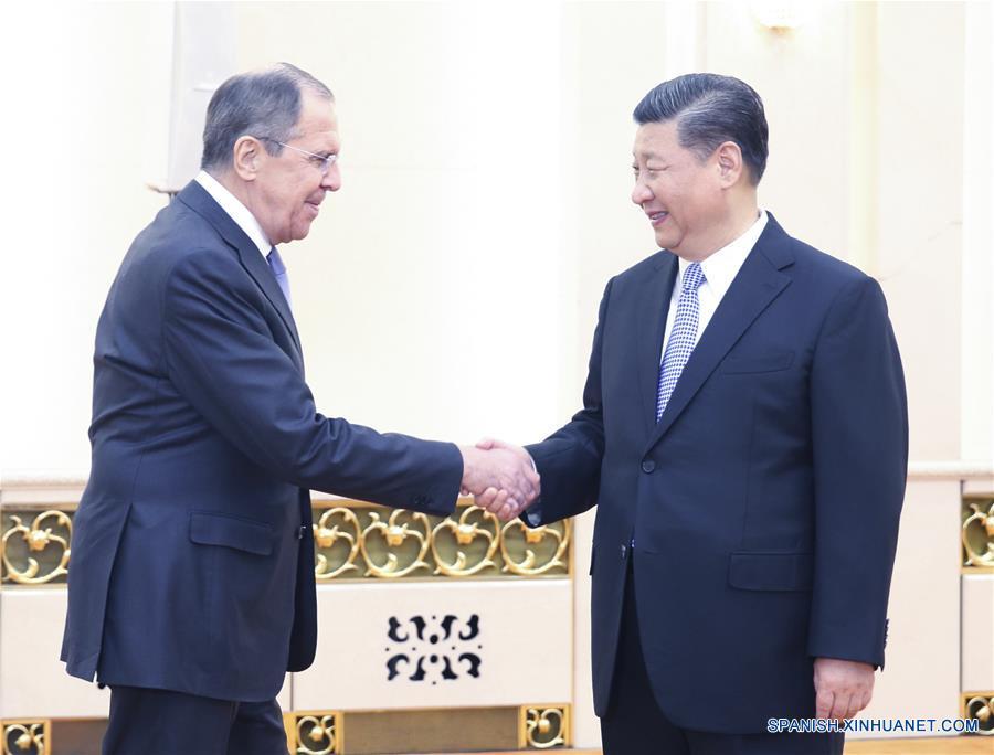 Xi desea planear relaciones China-Rusia con Putin en nueva era