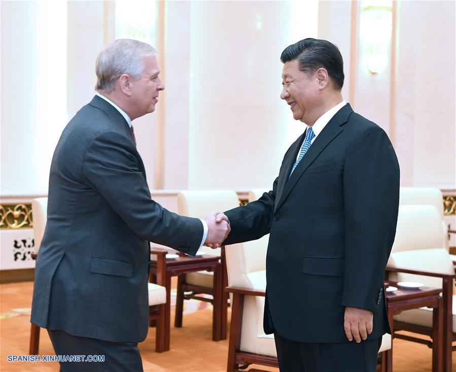Xi pide que China y Reino Unido fortalezcan cooperación en innovación científica y tecnológica