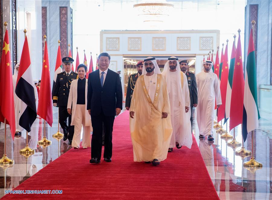 ENFOQUE: Cooperación financiera fructífera China-EAU abre posibilidades para región del Golfo