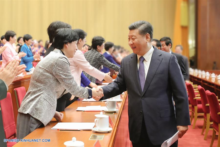 Inaugurado XII Congreso Nacional de Mujeres de China
