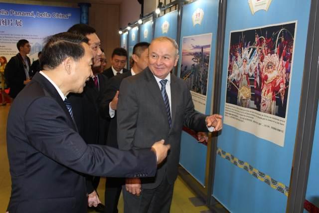 Inauguran exposición fotográfica que destaca nexo entre culturas de China y Panamá