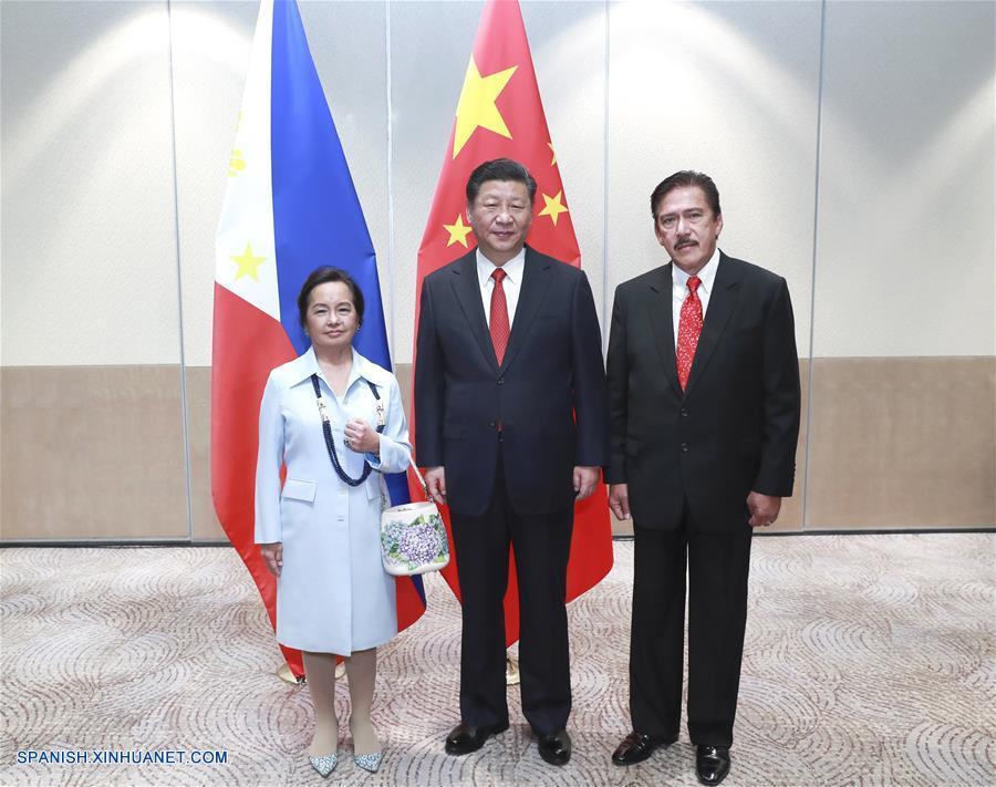 China y Filipinas acuerdan intensificar los intercambios legislativos