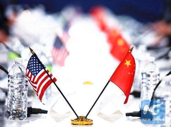 Vicepremier chino mantiene conversaciones telefónicas con funcionarios estadounidenses sobre temas comerciales