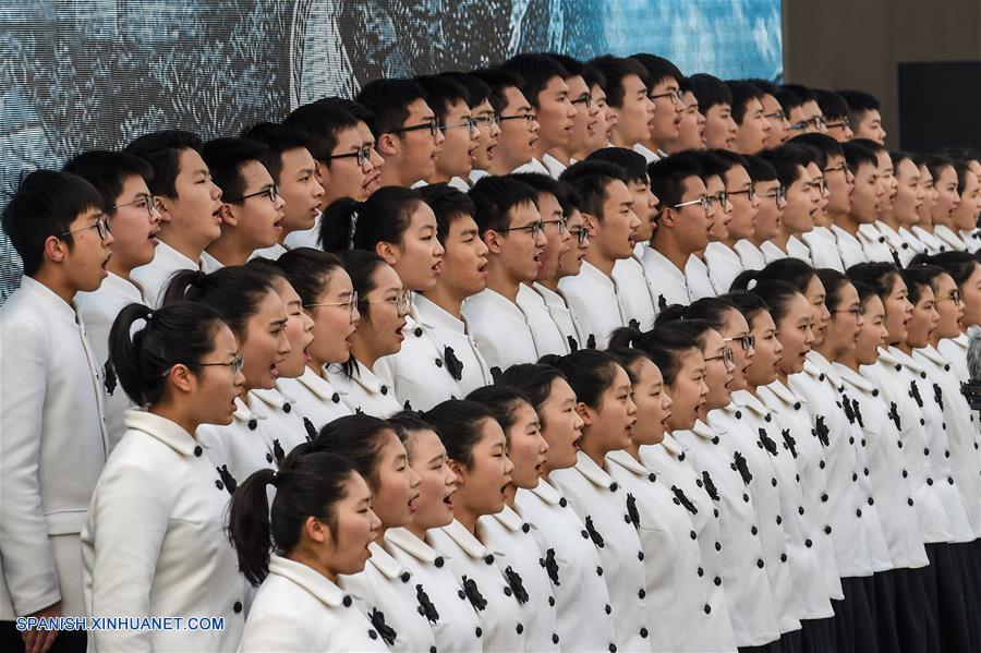 China organiza ceremonia conmemorativa por víctimas de Masacre de Nanjing