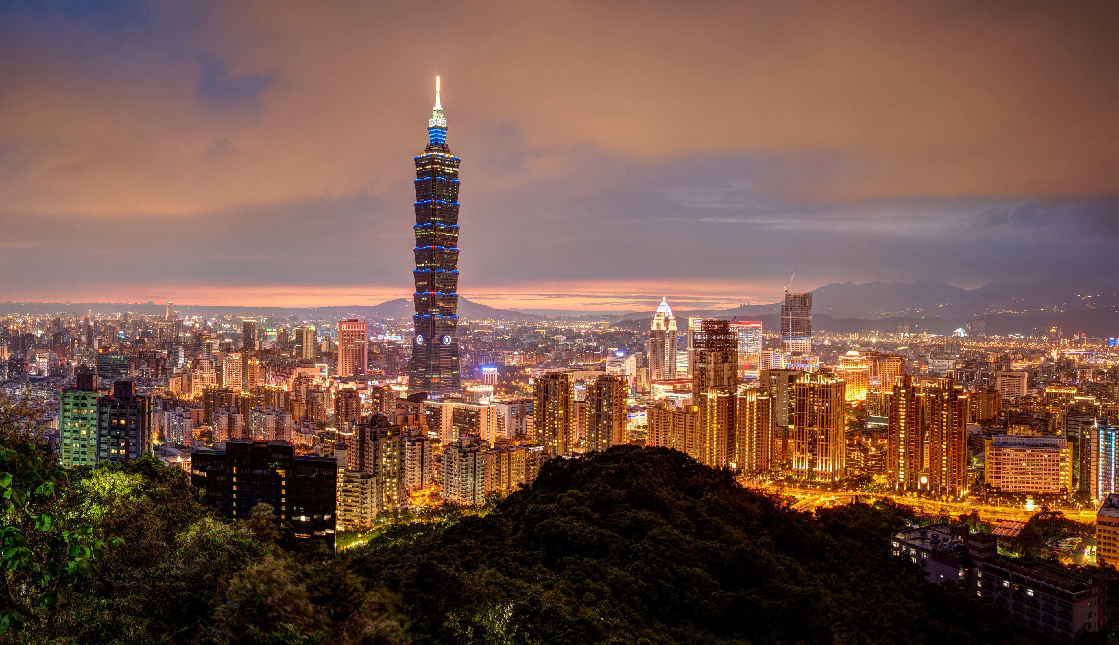 Más directivos en Taiwán consideran a parte continental china como el mercado más importante