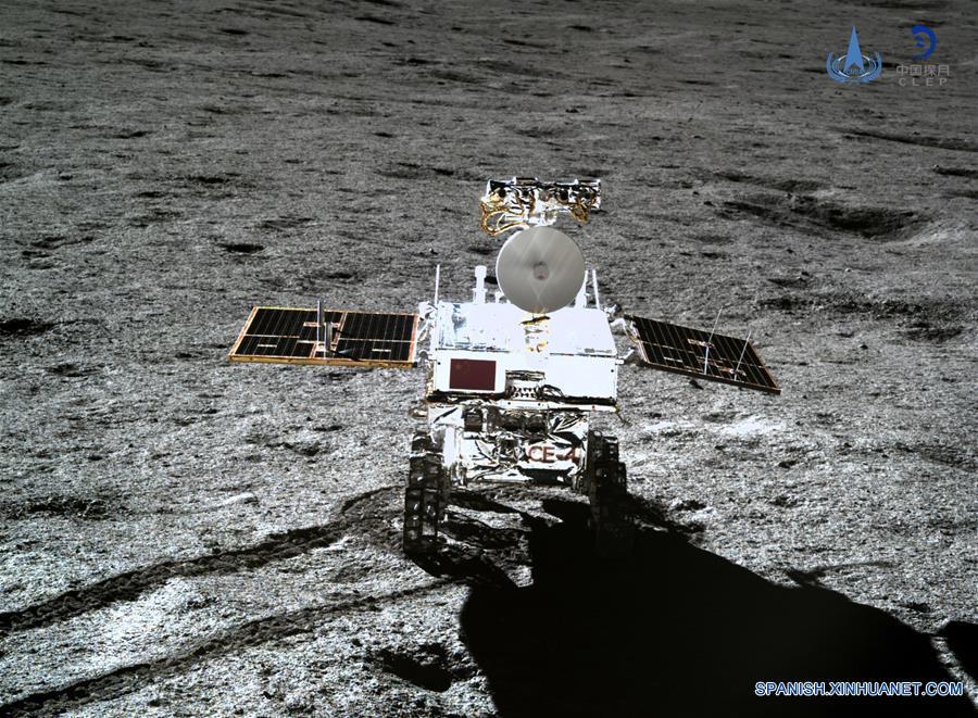 Sonda Chang'e-4 de China pasa de nuevo a modo de reposo