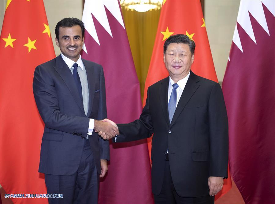 China y Qatar profundizarán asociación estratégica