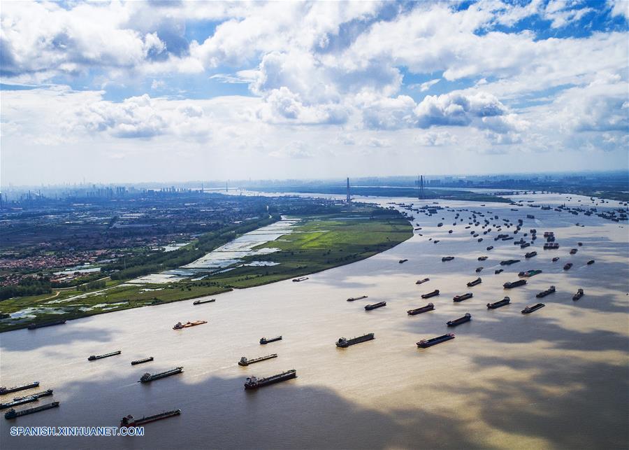 China logra notable progreso en protección de medio ambiente en río Yangtze, según informe