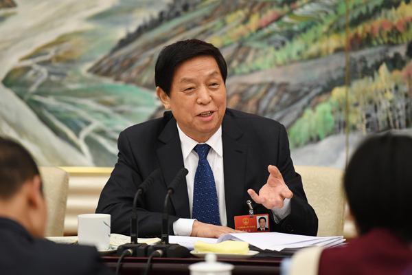 Máximo legislador chino se reúne con diputados de APN
