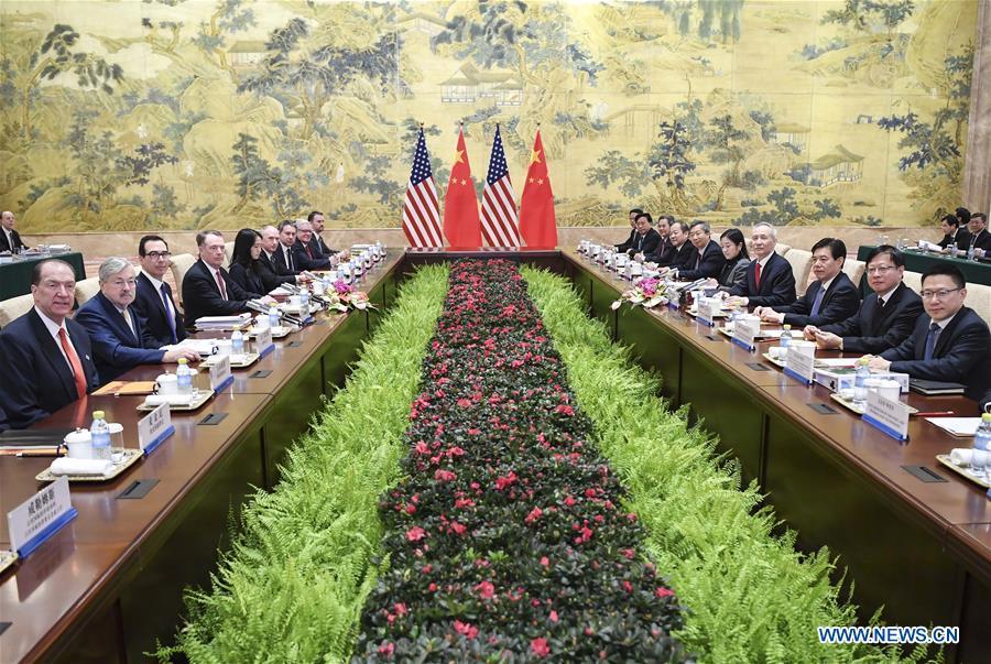 Comienza nueva ronda de conversaciones comerciales China-EEUU en Beijing