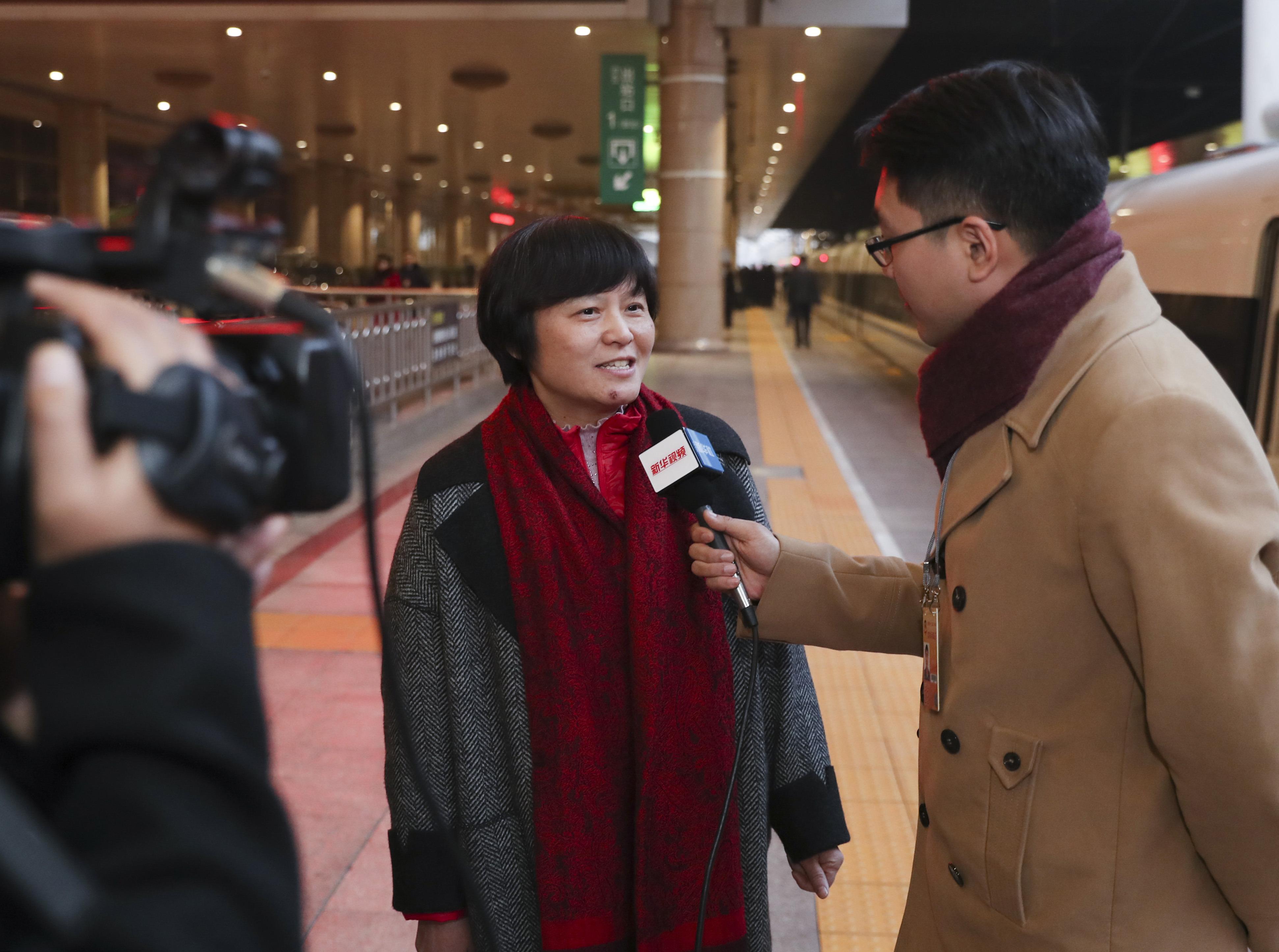 Asesores políticos chinos se reúnen en Beijing para sesión anual