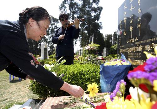 Ministerio chino pide garantizar seguridad en Día de Limpieza de Tumbas