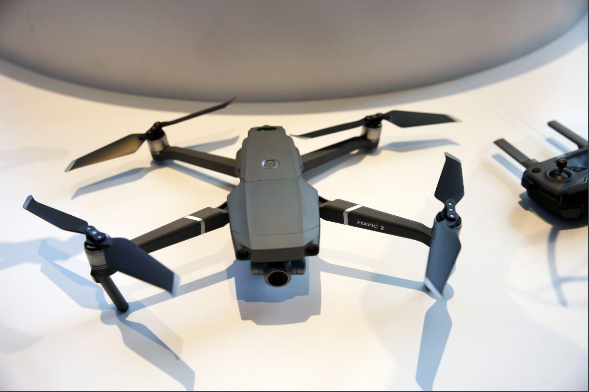 Fabricante chino de drones rechaza acusaciones de EEUU sobre piratería de datos