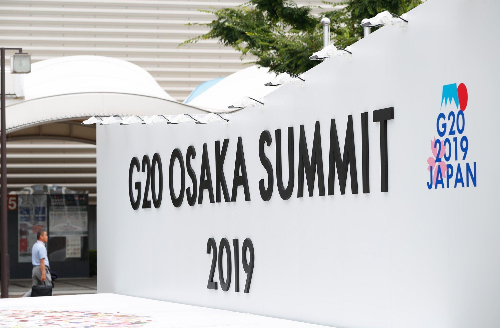 China espera que cumbre del G20 en Osaka envíe señal positiva de lucha contra cambio climático
