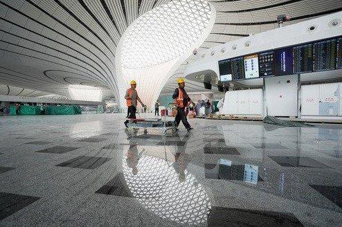 Nuevo aeropuerto de Beijing generará 600 mil empleos