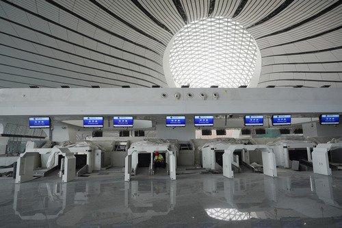 Nuevo aeropuerto de Beijing incluirá tecnología de punta para el seguimiento de equipajes