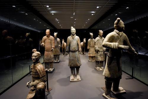 Museo de guerreros de terracota de Xi'an lanza nuevo programa de guías inteligentes