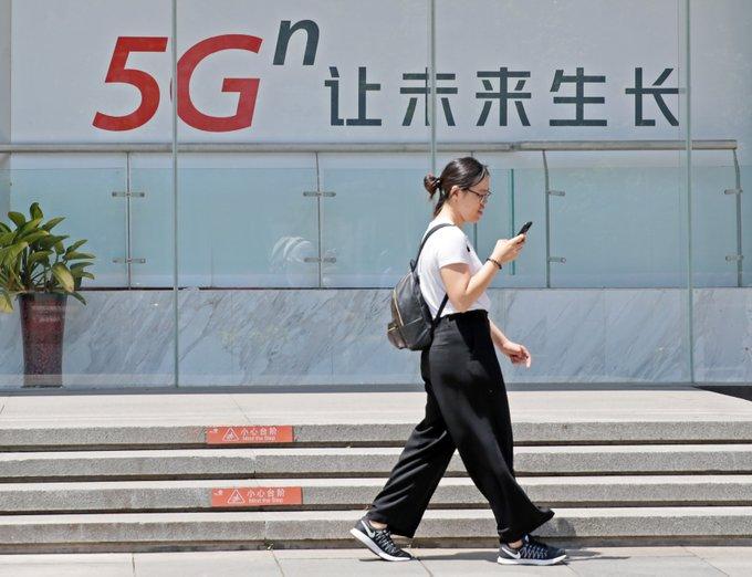 Beijing construye 5 mil 285 estaciones base de 5G en toda la ciudad