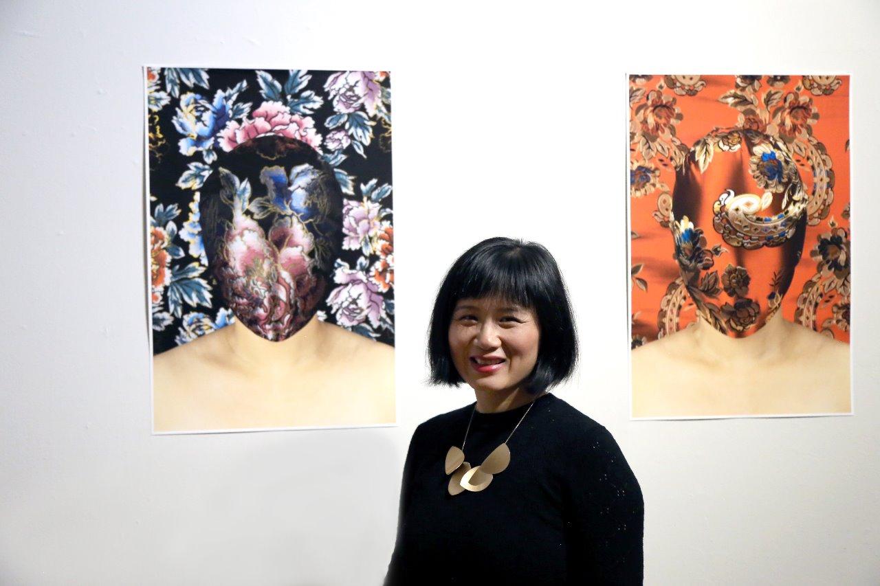 Inauguran muestra de arte contemporáneo chino en México