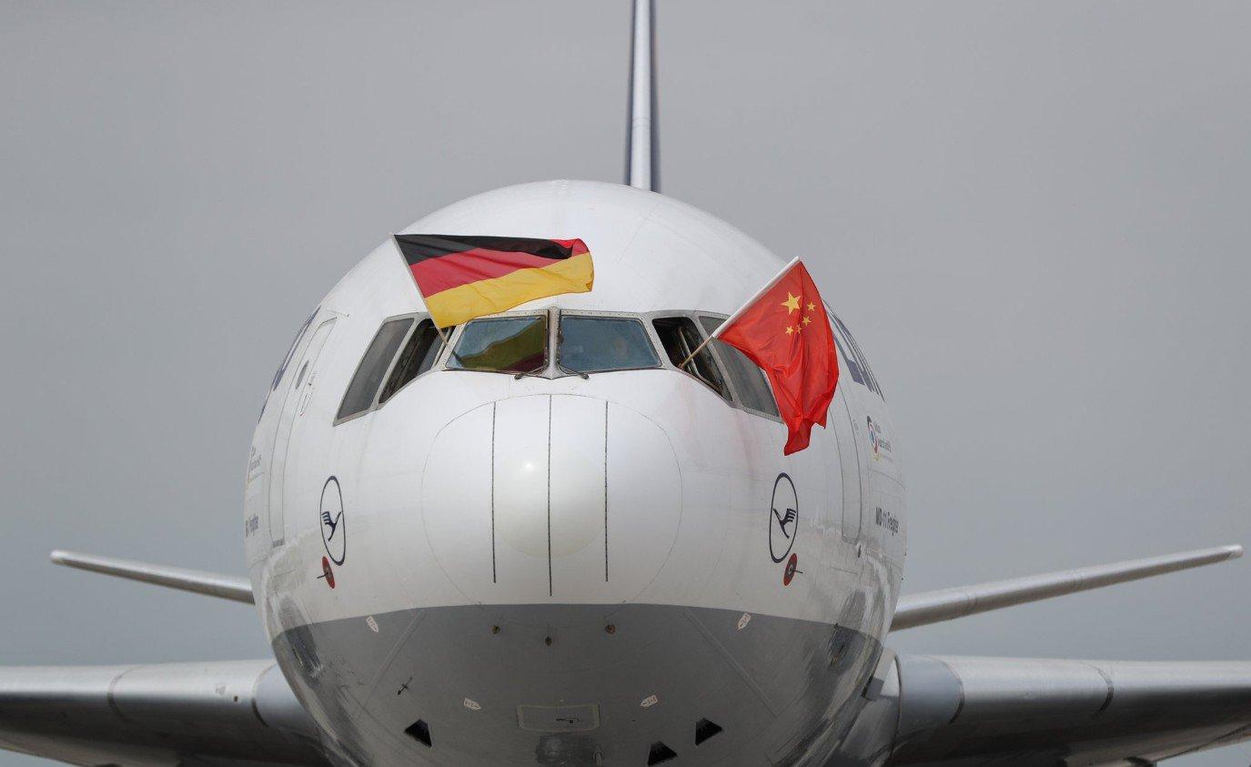 Inversión alemana en China crece 62.7 por ciento en primeros 7 meses del año