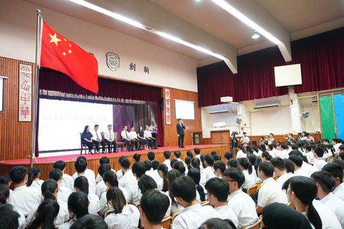 Portavoz del gobierno central: Situación en Hong Kong da un giro positivo