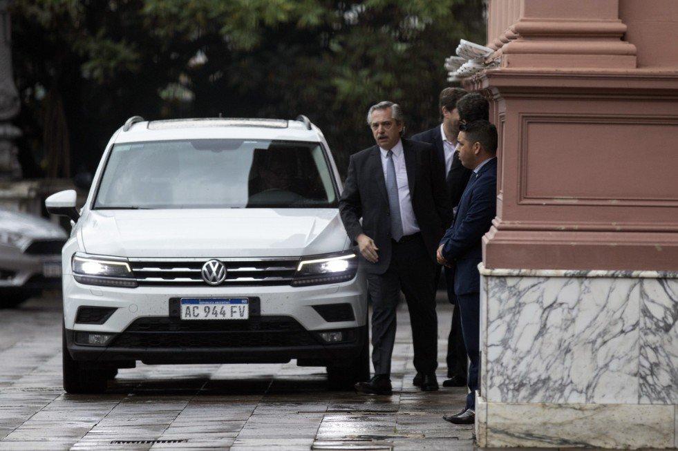 Argentina será más igualitaria cuando se supere COVID-19, dice presidente Fernández