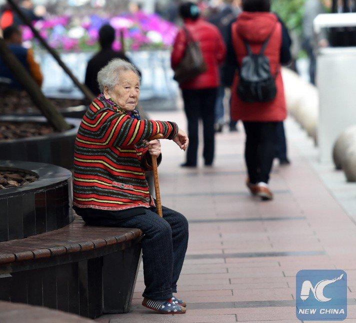 China revela plan para abordar el envejecimiento de la población