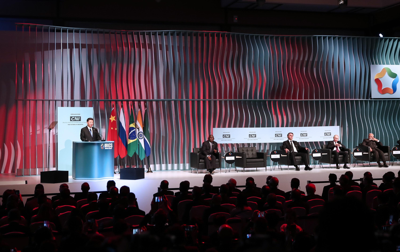 Xi se reúne con Ramaphosa para impulsar lazos China-Sudáfrica