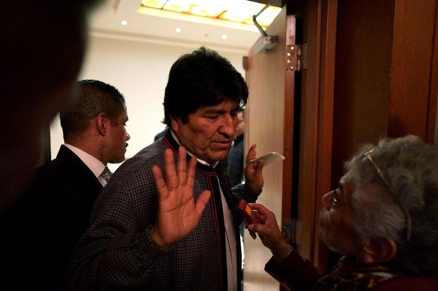 Gobierno de Argentina confirma llegada al país de Evo Morales
