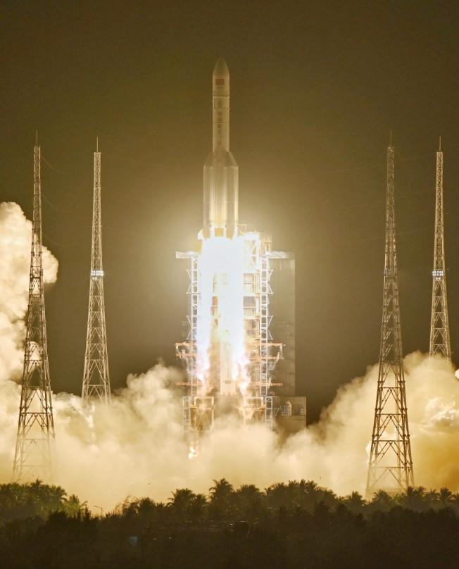 China lanza satélite más pesado para probar tecnologías clave
