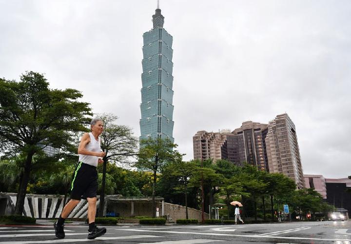 Taiwan registra verano más caluroso de la historia