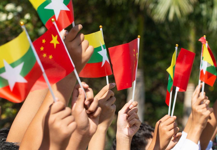 """Unir las manos para dar un nuevo significado a la fraternidad """"Paukphaw"""" milenaria entre China y Myanmar"""