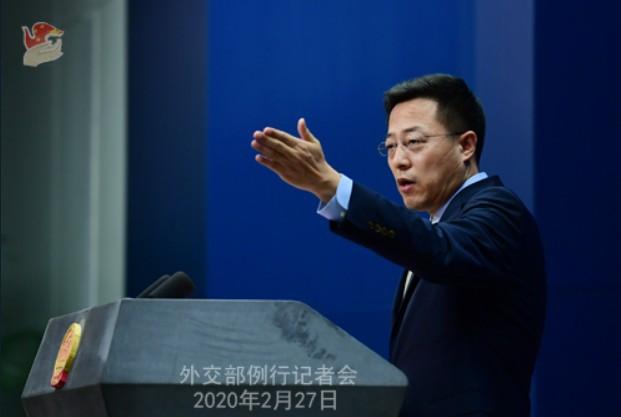 Portavoz: China aprecia apoyo de comunidad judía de Estados Unidos