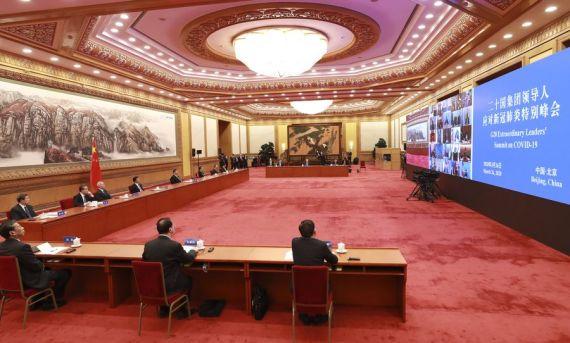 China propone a G20 colaborar para garantizar estabilidad en cadenas industriales mundiales