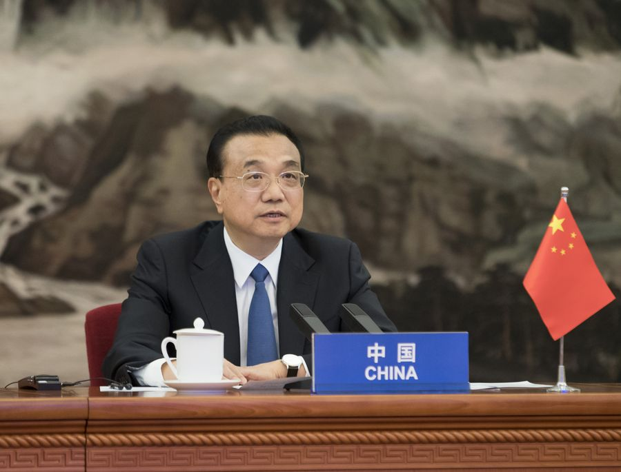 Premier chino: China está dispuesta a compartir oportunidades de desarrollo con Rusia