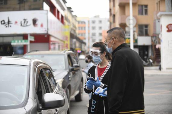 Provincia nororiental china de Jilin reporta dos nuevos casos de COVID-19