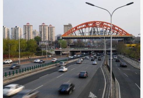 China fortalece seguridad vial por auge de viajes de regreso tras vacaciones