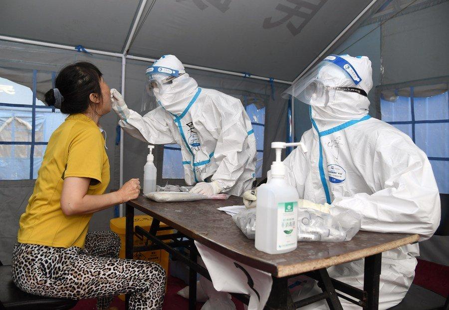 Capacidad diaria de pruebas de ácido nucleico de China supera los 3 millones: CNS