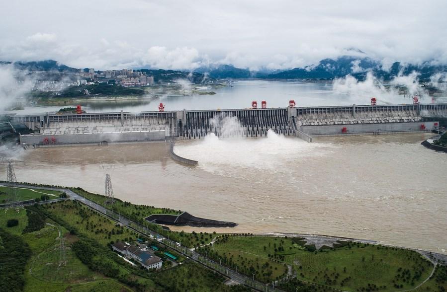 China subraya control de inundaciones y avance en importantes proyectos de conservación de agua