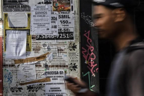 Recuperación de mercado de trabajo será más lenta que la retomada de actividad económica en Brasil