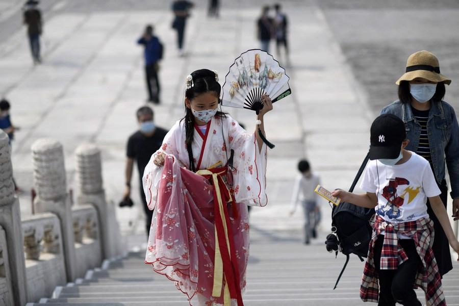 Museo del Palacio de China recibirá a más visitantes