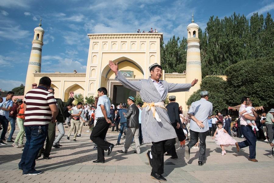 China refuta acusaciones sobre derechos humanos en Xinjiang