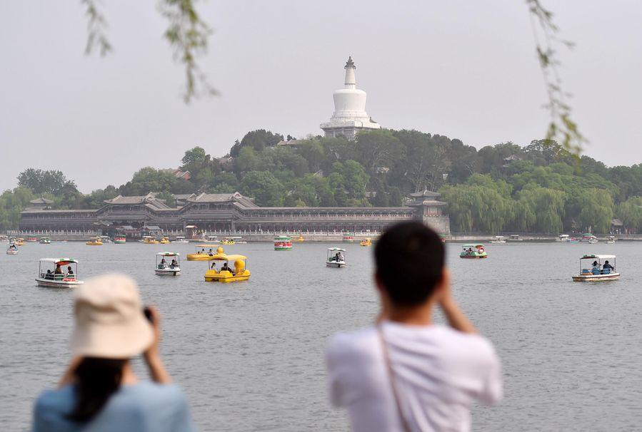 China es reconocida como uno de los países más seguros, según informe