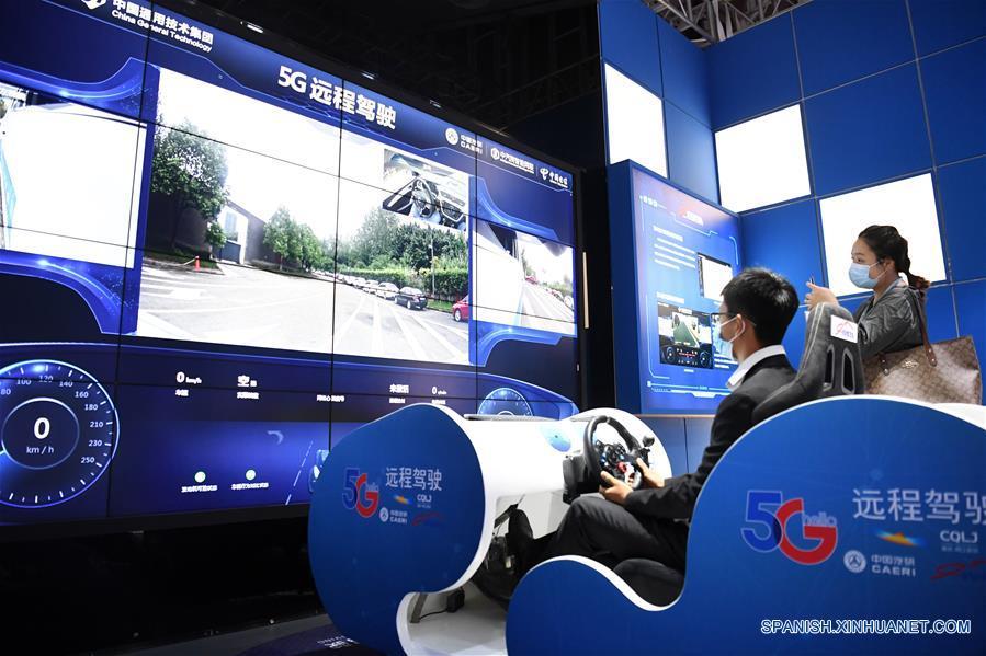 Inaugurada Expo Smart China Online en Chongqing