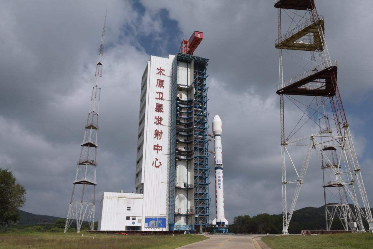 China lanza nuevo satélite de teledetección óptica