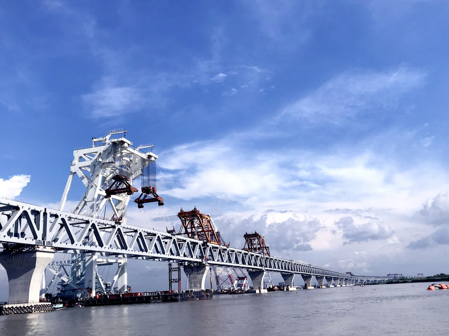 China y Bangladesh seguirán apoyándose en intereses clave y preocupaciones principales, según cancilleres