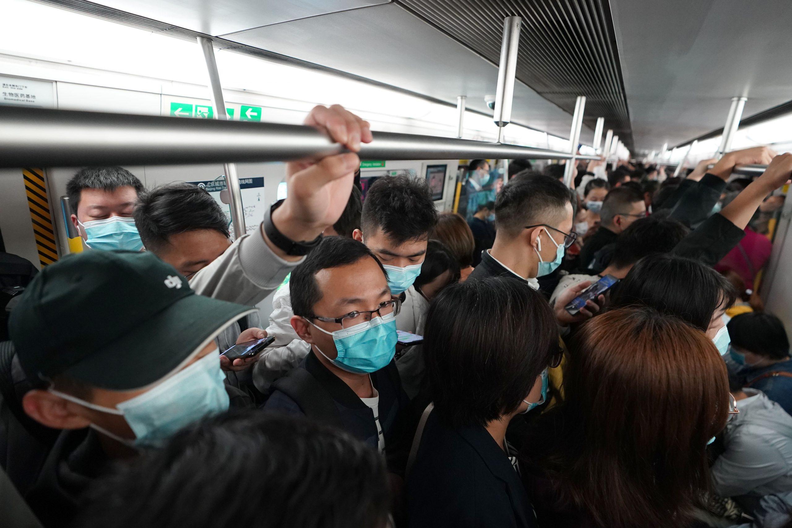 Beijing confirma cinco contactos cercanos de casos de COVID-19 reportados en Qingdao