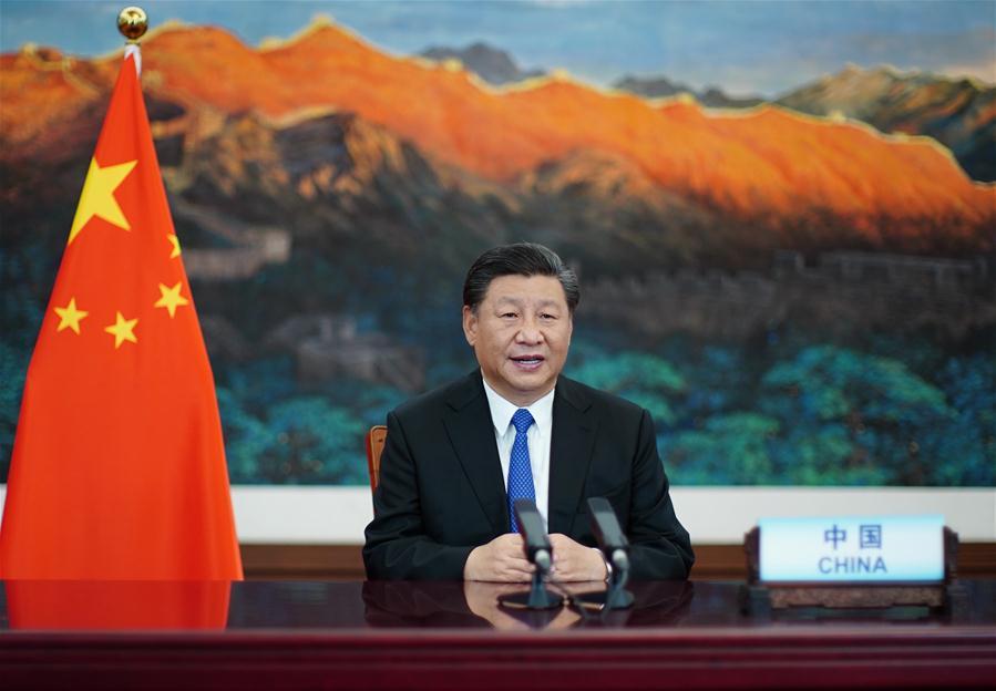 El invierno no puede detener la llegada de la primavera, afirma Xi
