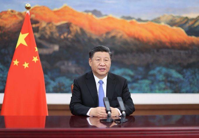 Xi envía carta de felicitación por éxito en prueba de 10.000 metros de sumergible tripulado Fendouzhe