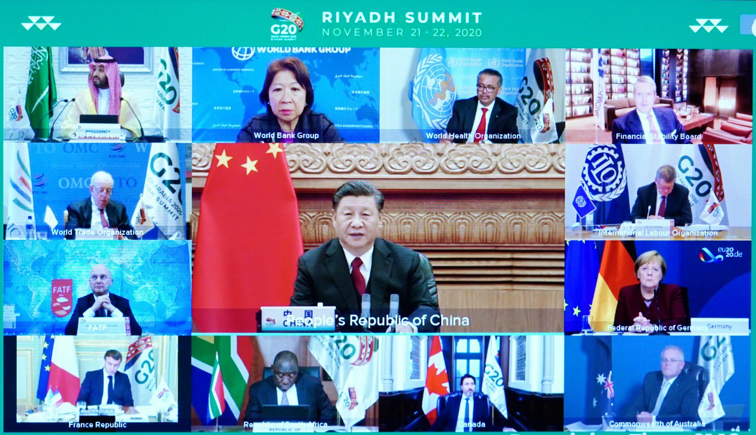 China se unirá a otros países para implementar consenso de líderes en reuniones de BRICS, APEC y G20